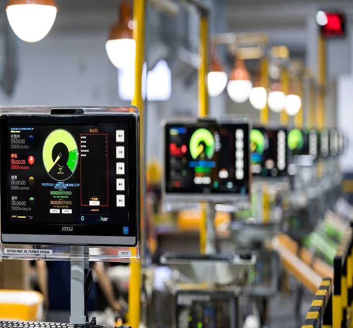 Custom Production Line Software & Reporting