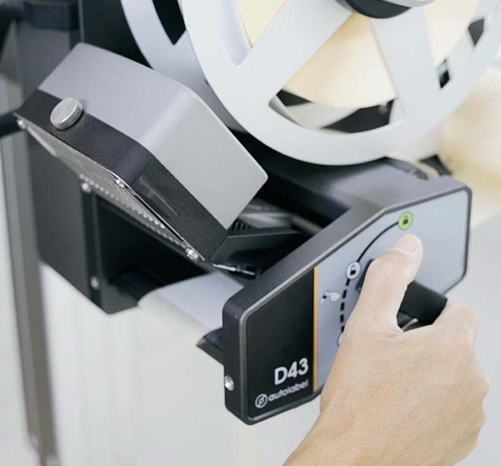 Product Label Printer Applicator