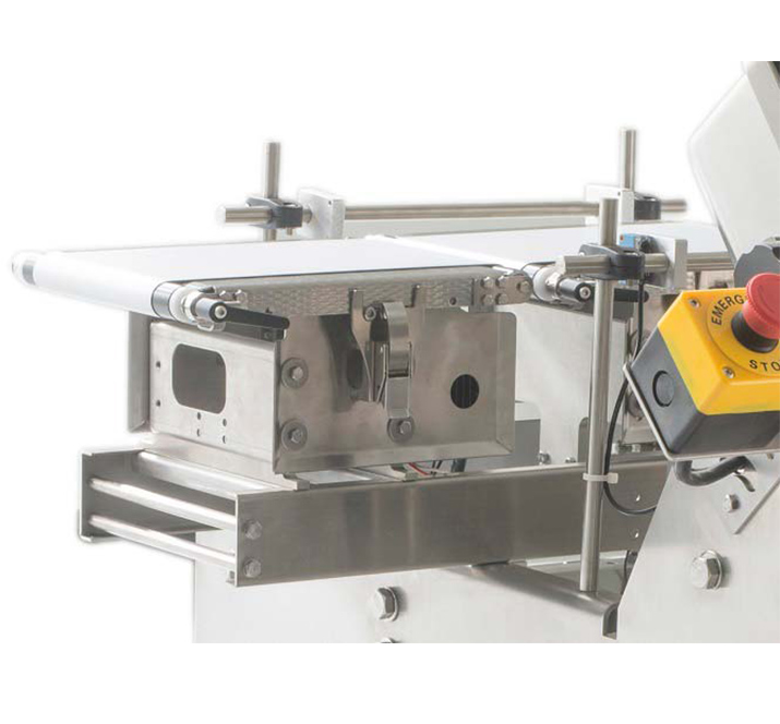 Combined Metal Detector Checkweigher