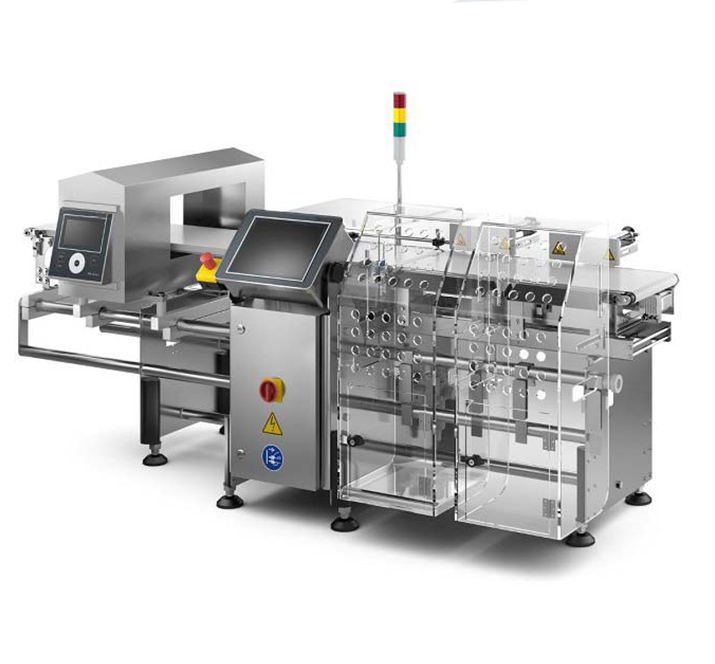 Combined Metal Detector Checkweigher - Smartweigh