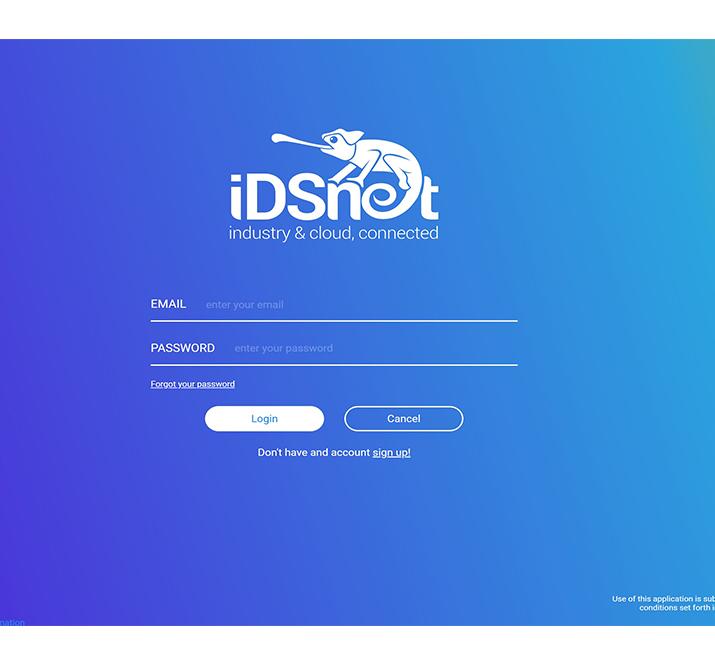 iDSnet Cloud
