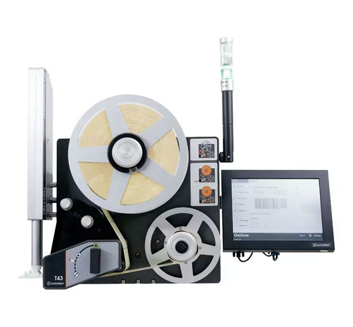 Industrial Label Print & Apply Systems