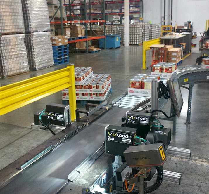 Coding, Labelling & Traceability for Warehouse